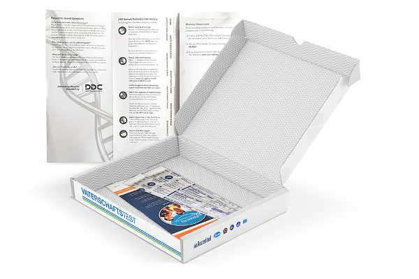 Vaterschaftstest kaufen und sicher wissen, ob man der leibliche Vater ist. >> Vaterschaftstest24.de